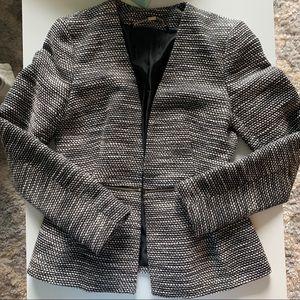 DKNY Peplum Blazer Jacket